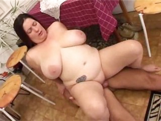 In love with fat housewife that wants pecker