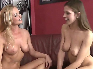 Appealing pornstars Eufrat Mai and Silvia Saint are giving one more hot and erotic private webcam show