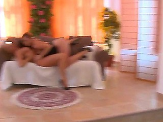 Cindy Dollar with the addition of Silvia Saint are giving one nasty private lesbian livecam show
