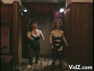 Lewd midgets dance and undress wanting their sexy clothes unaffected by lifetime