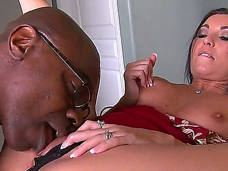 Have a fun deepthroat skills of staggering shady babe Pricey White sucking chubby disastrous schlong
