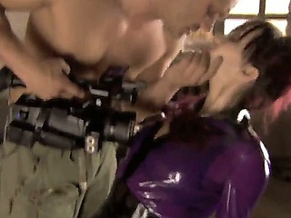 Belladonna,Jazz Duro,Katsuni,Rocco Siffredi added to Sintia Stone are enjoying ripsnorting BDSM