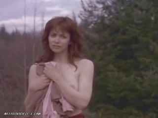 Debbie Rochon Running Nude Through The Forest