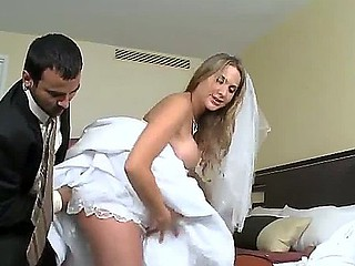 Alanah Rae and Voodoo getting married
