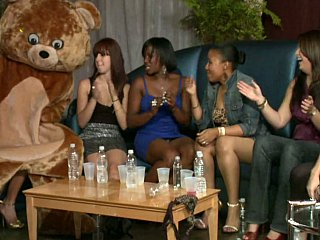 There are many parties, but Bear Party is gut be useful to ladies
