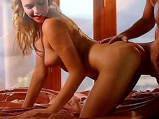 Hot slutty blonde Mia Malkova powerfully