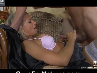 Ninette&Robin nasty mature movie