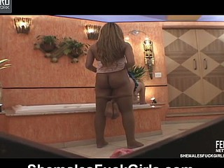 Sara transsexual dicking sheila on movie