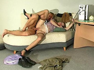 Ninette&Adrian mindblowing nylon movie