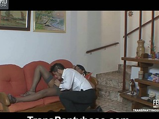 linda&edu lady-boy pantyhosefucked on membrane