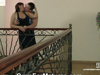 Viola&Peter kinky mommy anent act