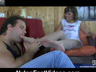 Viola&Lesley jilted nylon arms movie