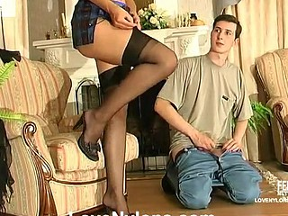 Sophia&Jerome fabulous nylon movie scene