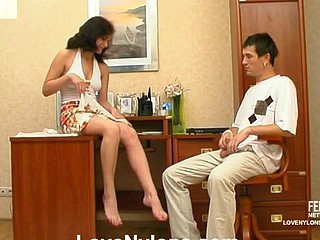Millie&Vitas nasty nylon episode