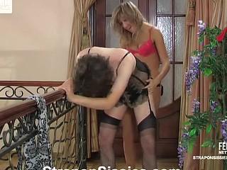 Nora&Ernest vivid sissysex act