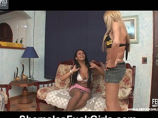 Agatha&Deise sheboy bonks gal movie