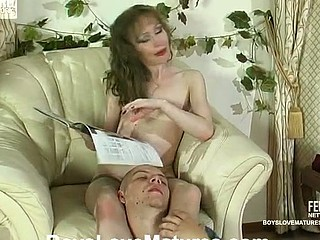 Leila&Benjamin sexual mature clip scene