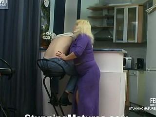 Rosemary&Oscar perverted aged act