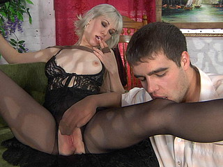 Natali&Lucas perverted hose action