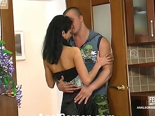 Emmie&Nicholas hardcore anal action