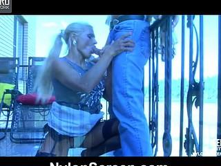 Hannah&Benjamin concupiscent nylon clip