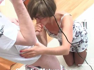 Alana&Tobias nasty mature movie