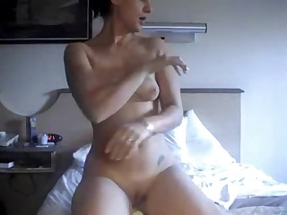 It's always exciting to see a couple's very 1st dilettante porn video. You can tell the chick's a bit shy at first, but then she relaxed and let herself go