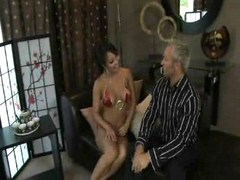 Asian special massage