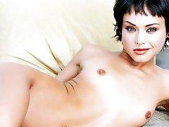 Watch Hot Pixie spread her legs.